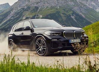 Η νέα BMW X5 xDrive45e έχει 394 hp και καίει 1,2 λτ.