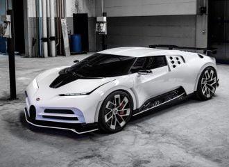Νέα Bugatti Centodieci 1.600 PS αξίας €8 εκατομμυρίων!