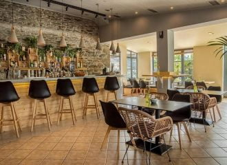 Verde Cafe Bar Restaurant Άνδρος, Χώρα