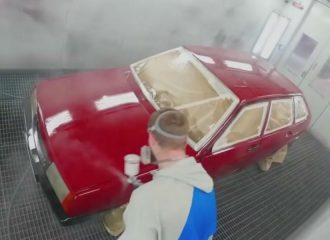 Το πιο γυαλιστερό αυτοκίνητο στον κόσμο είναι Lada!