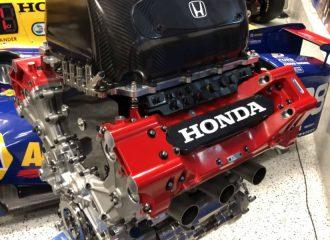 Μοτέρ «κανόνι» Honda με 720 ίππους από 2.2 λίτρα