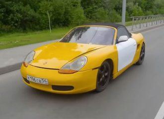 Τι αυτοκίνητο κρύβει αυτή η Porsche Boxster; (+video)