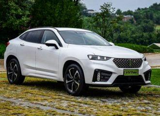Το μεγάλο πολυτελές κινεζικό κουπέ SUV των 22.000 ευρώ
