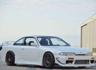 Πωλείται εξαιρετικό Nissan Silvia με «καλούδια»