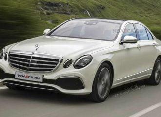 Τι θα λέγατε για επιστροφή της στρογγυλοφάναρης Mercedes E-Class;