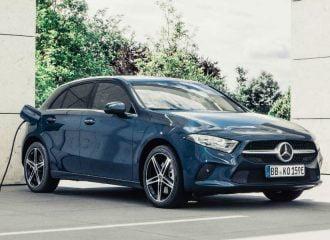 Νέες Mercedes A 250 e και B 250 e 1.33 λτ. 218 hp!