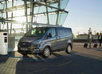 Ford Transit & Tourneo Custom plug – in hybrid: Για οικολόγους επαγγελματίες!
