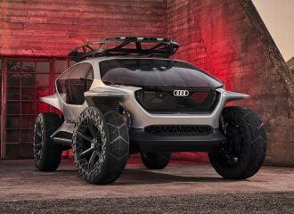Audi AI:TRAIL quattro: Tο εκτός δρόμου του μέλλοντος