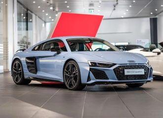 Εκθαμβωτικό Audi R8 με εξτρά χιλιάδων ευρώ
