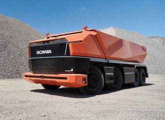 Αυτό είναι το πρώτο αυτόνομο φορτηγό της Scania!(+videos)