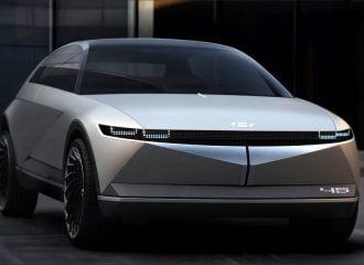 Εντυπωσιακό το concept Hyundai 45 EV