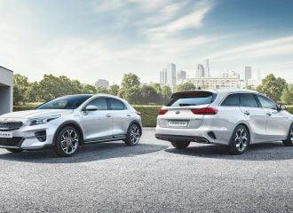 Νέα Kia XCeed και Ceed Sportswagon Plug-in Hybrid