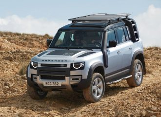 To Land Rover Defender επέστρεψε!