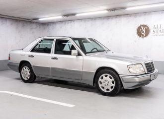 Πωλείται μουσειακή Mercedes E 200 του 1995