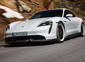 Η Porsche ζήτησε την βοήθεια της Audi για την Taycan