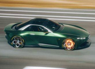 Φανταστική Alfa Romeo GT Junior «τρέχει» στα όνειρά μας