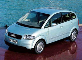Το προφητικά καινοτόμο Audi A2 (+video)