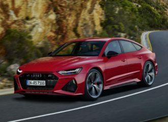 Βροντερό νέο Audi RS 7 Sportback με 600 ίππους και 800 Nm