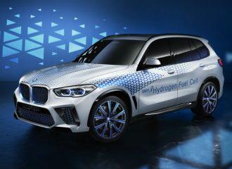BMW i NEXT Hydrogen σε συνεργασία με την Toyota