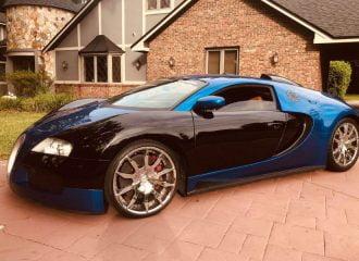 Ιμιτασιόν Bugatti Veyron πωλείται για 125.000 δολάρια!