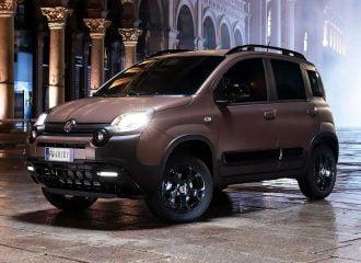Νέο και «κοστουμάτο» Fiat Panda Trussardi (+video)
