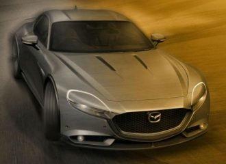 Νέα πατέντα της Mazda «φωτογραφίζει» το RX-9