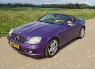 Mercedes SLK 32 AMG ή Toyota Aygo διετίας στα ίδια χρήματα;
