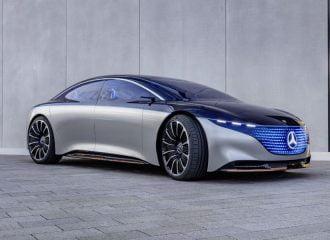 Νέα ηλεκτρική Mercedes EQS με 476 άλογα και 700 χλμ. αυτονομία (+video)