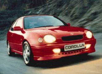 Το Toyota Corolla G6 έφερε τις 6 ταχύτητες στον λαό