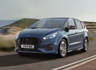 Νέο Ford Galaxy Vigniale και ανανεωμένο S-MAX