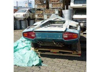 Σπάνια Lamborghini Countach θα γίνει καινούργια!