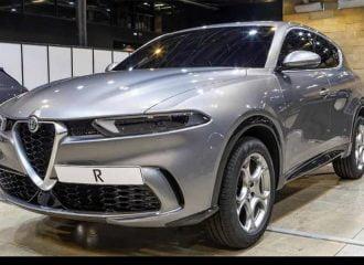 Αυτή είναι η Alfa Romeo Tonale παραγωγής (;)
