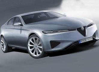 Θα θέλατε έτσι τη μελλοντική Alfa Romeo Giulia;