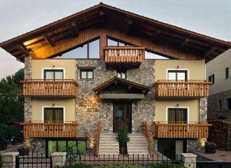 Ξενοδοχείο Alpine Aria στα Καλάβρυτα