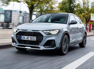 Audi A1 citycarver: Το περιπετειώδες Α1 Sportback!