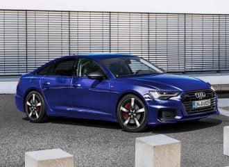 Νέο Audi A6 2.0 TFSI 367 PS με κατανάλωση 1,9 λτ.!