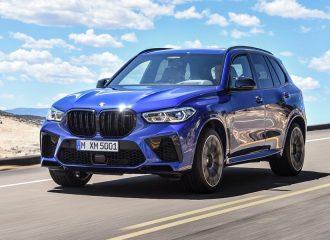 Νέες BMW X5 M και X6 M με έως 625 άλογα