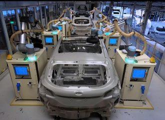 Τα νέα συνεργατικά ρομπότ της Ford (+video)