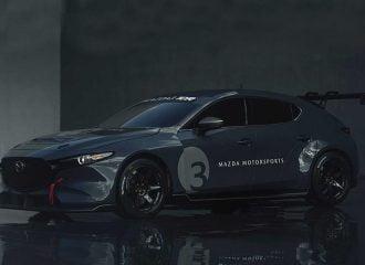 Mazda 3 TCR: Με αγωνιστική περιβολή και 350 ίππους!