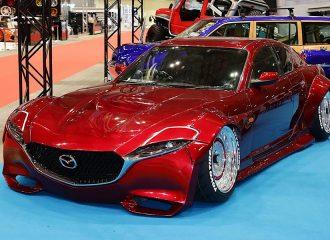 Mazda RX-8 ήθελε να γίνει RX-Vision (+videos)