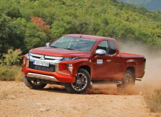 Οδηγούμε το νέο Mitsubishi L200 2.2 Diesel