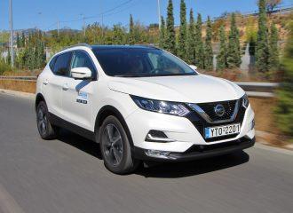 Δοκιμή Nissan Qashqai 1.3 DIG-T 160 PS DCT