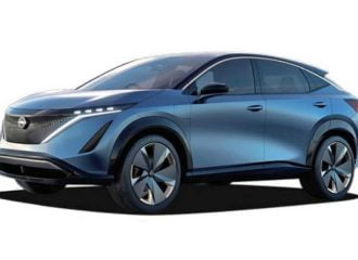 Nissan Ariya SUV: Η ηλεκτρική version του Qashqai;