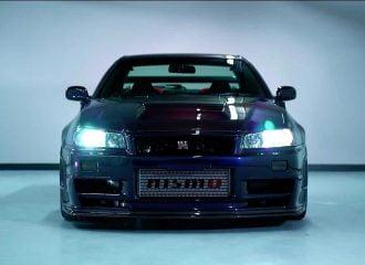 To πιο ακριβό Nissan Skyline R34 στον κόσμο!