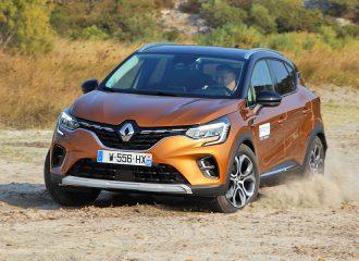 Οδηγούμε το νέο Renault Captur στην Ελλάδα