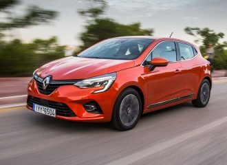 Οδηγούμε το νέο Renault Clio 1.0 TCe 100