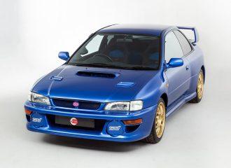 Subaru Impreza 22B STi πωλείται για 116.000 ευρώ!