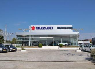 Νέο κατάστημα Suzuki Σφακιανάκης στο Γέρακα
