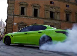 Η Alfa Romeo Giulia QV σε παραλλαγή του The Fast and the Furious (+video)