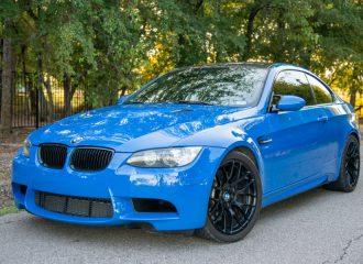 Τι ελληνικό έχει αυτή η BMW M3 E92;